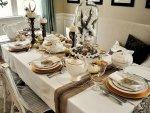 Elegancki stół – nowoczesne pomysły na dekorowanie jadalni