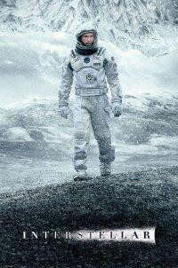 Interstellar Matthew McConaughey - plakat