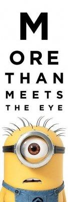 Minionki rozrabiają (More Than Meets The Eye) - plakat