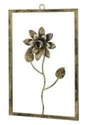 Ramka dekoracyjna - 1 Kwiat