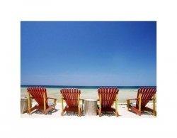 Beautiful Tropical Beach - reprodukcja