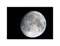 Księżyc - reprodukcja