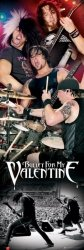 Bullet For My Valentine  Live - plakat