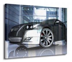 Obraz ścienny - Samochód - 120x90 cm