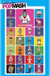 Popmash (Characters) - plakat