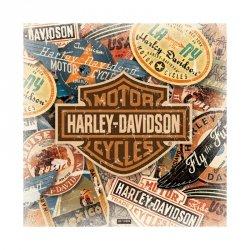 Harley Davidson (Travel) - reprodukcja