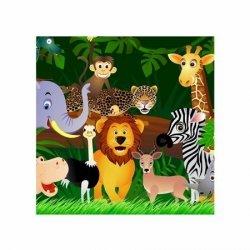 Dzikie zwierzaki - reprodukcja