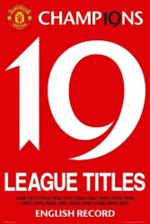 Manchester United 19 Titles - plakat