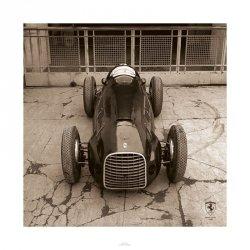 Ferrari F1 Vintage (125 F1 1948) - reprodukcja