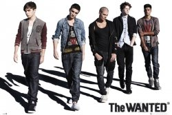 The Wanted Walking - plakat