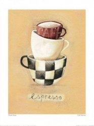 Filiżanki Kawy - reprodukcja