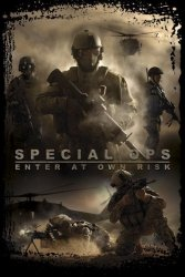 Special Ops - Enter At Own Risk - plakat