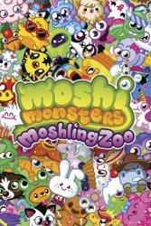 Moshi Monsters Moshling Zoo - plakat