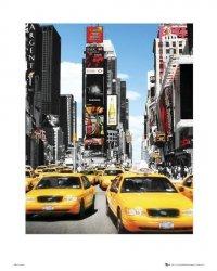 New York Taxis - reprodukcja