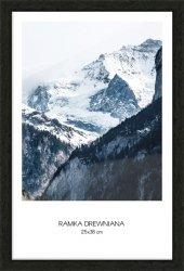 Ramka drewniana 25x38 cm