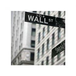 Wall street - reprodukcja