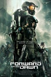 Halo 4 Forward Unto Dawn - plakat