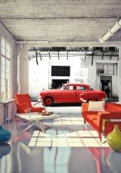 Fototapeta na ścianę - Samochód Cadillac, Havana Cuba - 320x230cm