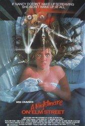 Nightmare On Elm Street I / Koszmar z ulicy Wiązów - Robert Englund - plakat