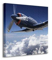 Myśliwiec - Obraz na płótnie