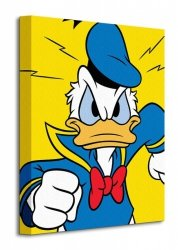 Donald Duck (Mad) - Obraz na płótnie