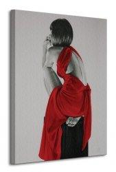 Obraz do sypialni - Red XXIV - 80x60cm