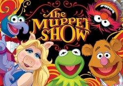 Fototapeta dla dzieci - The Muppet Show - 368x254cm