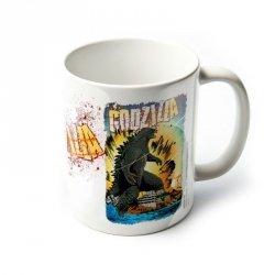 Godzilla Komiks - kubek