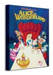 Obraz na płótnie - Alice In Wonderland (1989)