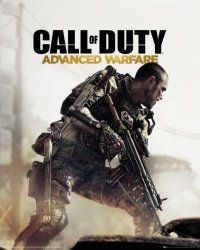 Call Of Duty Advanced Warfare - plakat