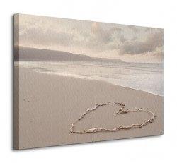 Love's Serenity - Obraz na płótnie