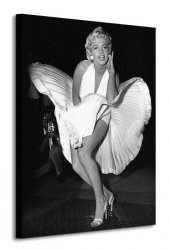 Marilyn Monroe (Seven Year Itch) - Obraz na płótnie