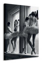 Time Life (Ballerinas In Window) - Obraz na płótnie