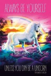 Unicorn (Always Be Yourself) - plakat