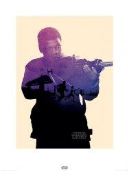 Star Wars The Force Awakens Finn - reprodukcja