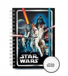 Star Wars (A New Hope) - notes