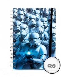 Star Wars (Stormtroopers) - notes