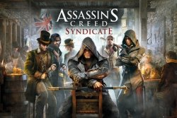 Assassins Creed Syndicate Pub - plakat