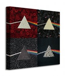 Pink Floyd (DSOTM Collections) - Obraz na płótnie