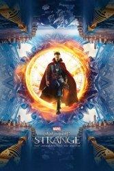 Marvel Doctor Strange Portal - plakat