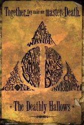 Harry Potter i Isygnia Śmierci - plakat