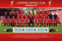 Liverpool 2017 Zdjęcie Drużynowe - plakat