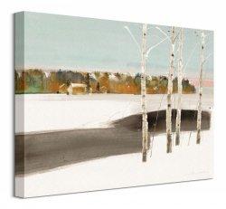 Four Trees - Obraz na płótnie
