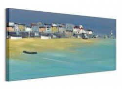 Midnight St Ives - Obraz na płótnie