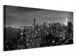 Midtown Panorama, Nyc - Obraz na płótnie