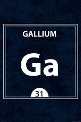 Gallium GA 31 - plakat maxi