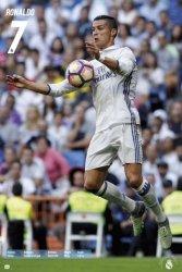 Real Madrid 2016/2017 Ronaldo - plakat