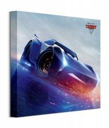 Cars 3 Jackson - obraz na płótnie