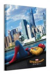 Spider-Man Homecoming Teaser - obraz na płótnie