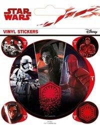 Star Wars The Last Jedi (First Order) - naklejki